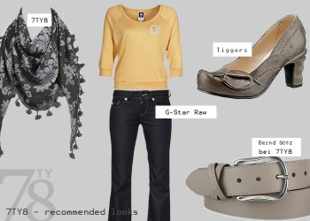 Fashion Look - Casual Friday