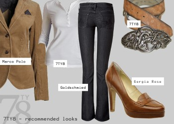 Fashion Look - Office Chic