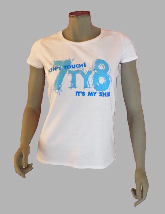 7TY8 Damen T-Shirt 'my Shirt'
